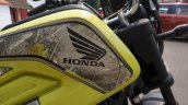 Honda Navi Goa Hunt Adventure badging
