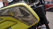Honda Navi Goa Hunt Adventure badging