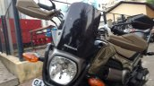 Honda Navi Goa Hunt Adventure front headlamp