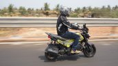 Honda Navi Goa Hunt Adventure rear three quarter motion