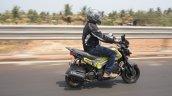 Honda Navi Goa Hunt Adventure rear three quarter motion