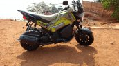 Honda Navi Goa Hunt Adventure side