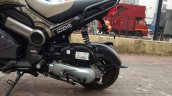 Honda Navi Goa Hunt Adventure tail section