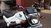Honda Navi Goa Hunt Chrome