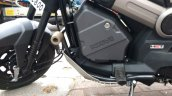 Honda Navi Goa Hunt luggage box