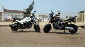 Honda Navi Goa hunt Adventure and Chrome profile