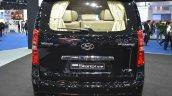Hyundai Grand Starex rear at 2017 Bangkok International Motor Show