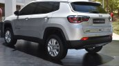 India-made Jeep Compass rear three quarter unveiled