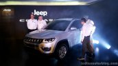 India-made Jeep Compass unveiled