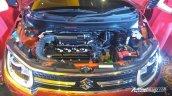 India-made Suzuki Ignis engine bay launches in Indonesia