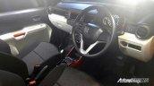 India-made Suzuki Ignis interior launches in Indonesia