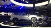 Jeep Yuntu concept profile at Auto Shanghai 2017