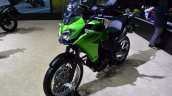 Kawasaki Versys X300 at BIMS 2017 front three quarter left