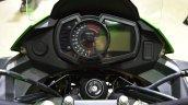Kawasaki Versys X300 at BIMS 2017 instrumentation