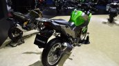 Kawasaki Versys X300 at BIMS 2017 rear three quarter