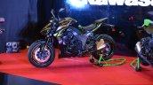 Kawasaki Z1000R India launch fornt three quarter left