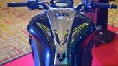 Kawasaki Z1000R India launch instrumentation