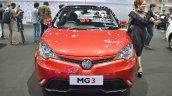 MG3 front at 2017 Bangkok International Motor Show