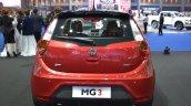 MG3 rear at 2017 Bangkok International Motor Show