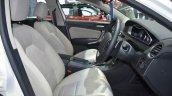 MG6 Fastback front seats MG6 Fastback at 2017 Bangkok International Auto Show