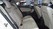 MG6 Fastback rear seats MG6 Fastback at 2017 Bangkok International Auto Show