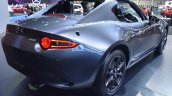 Mazda MX-5 RF rear three quarters at 2017 Bangkok International Motor Show