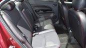 Mitsubishi Attrage rear seats at 2017 Bangkok International Motor Show