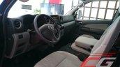 Nissan Urvan Premium Philippines launch dashboard