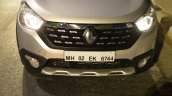 Renault Lodgy Stepway front fascia First Drive Review