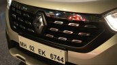 Renault Lodgy Stepway grille First Drive Review
