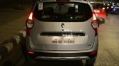Renault Lodgy Stepway rear First Drive Review