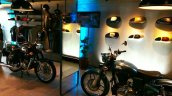 Royal Enfield Brazil launch dealership motorcycles