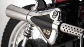 Royal Enfield Bullet 350 Moltar Scrambler by Thrive Motorcycle exhaust