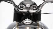 Royal Enfield Bullet 350 Moltar Scrambler by Thrive Motorcycle fuel tank lid