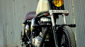 Royal Enfield Classic 350 Bobber Jedi Customs front