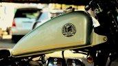 Royal Enfield Classic 350 Bobber Jedi Customs fuel tank