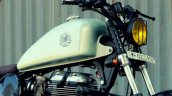 Royal Enfield Classic 350 Bobber by Jedi Customs headllamp
