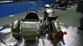 Royal Enfield Classic 500 sidecar at BIMS 2017 rear