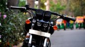 Royal Enfield Thunderbird 350 Bobber Boa by Puranam Designs headlamp