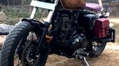 Royal Enfield Thunderbird 350 Karma by Puranam Designs front three quarter left