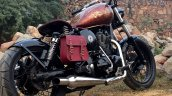 Royal Enfield Thunderbird 350 Karma by Puranam Designs rear three quarter right