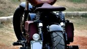 Royal Enfield Thunderbird 350 Karma by Puranam Designs rear