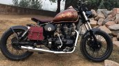 Royal Enfield Thunderbird 350 Karma by Puranam Designs side right