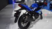 Suzuki GSX-R150 at BIMS 2017 rear three quarter