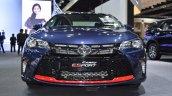 Toyota Camry ESport front at 2017 Bangkok International Motor Show
