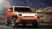 Toyota FT-4X Concept front three quarters