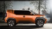 Toyota FT-4X Concept profile