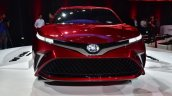 Toyota Fengchao Fun concept front at Auto Shanghai 2017