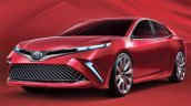 Toyota Fengchao Fun concept front three quarters