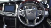 Toyota Innova Crysta at 2017 Bangkok International Motor Show dashboard driver side